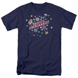 Smarties Parties Short Sleeve Adult T-Shirt