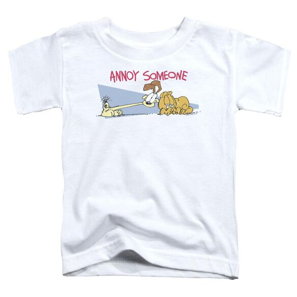 GARFIELD ANNOY SOMEONE-S/S T-Shirt