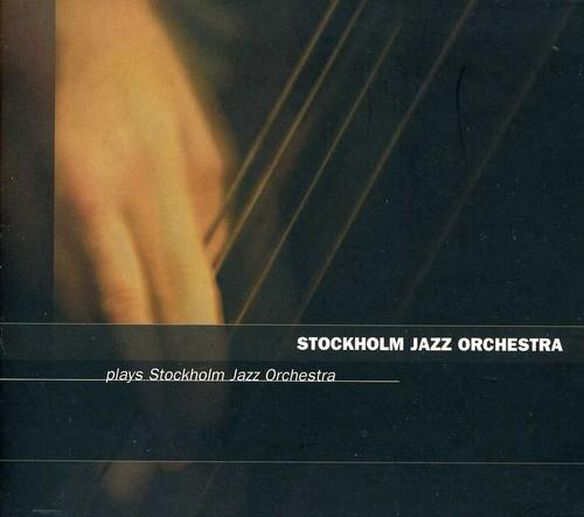 Plays Stockholm Jazz Orhcestra (Spa)