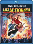 Last Action Hero - Retro VHS Packaging