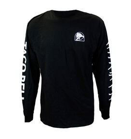 Taco Bell Floral Long Sleeve T-Shirt