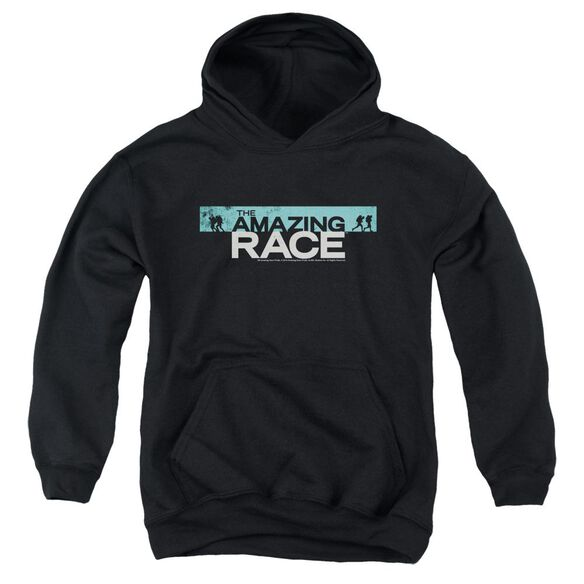 Amazing Race Bar Logo Youth Pull Over Hoodie