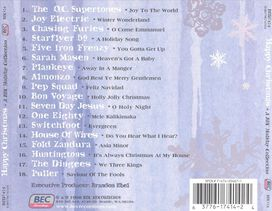 Various Artists - Happy Christmas: A BEC Holiday Collection