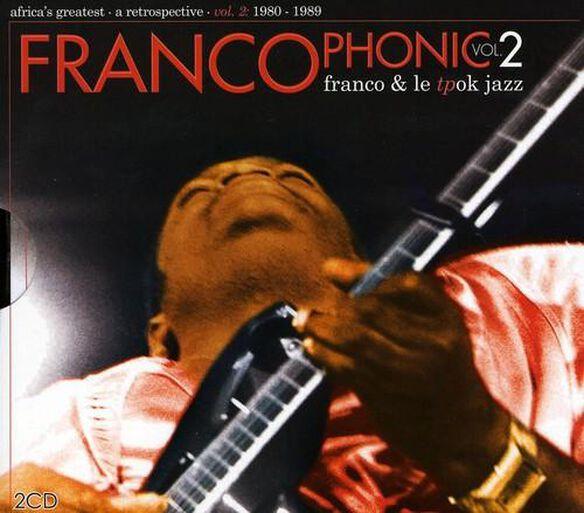 Francophonic 2: 1980 1989
