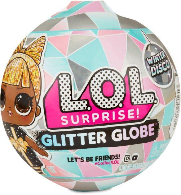 L.O.L. Surprise!: Winter Disco Glitter Globe