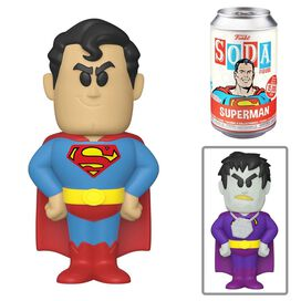 Funko Soda: DC Comics - Superman (w/chase)