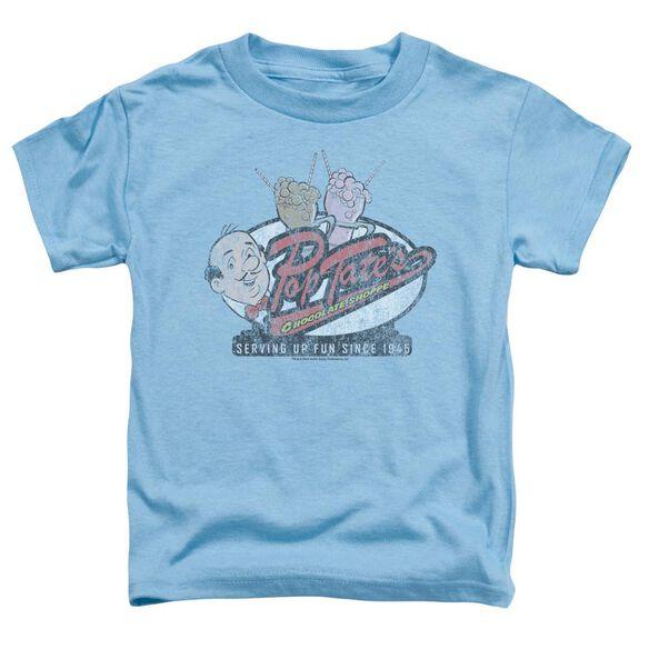 Archie Comics Pop Tates Short Sleeve Toddler Tee Carolina Blue Sm T-Shirt