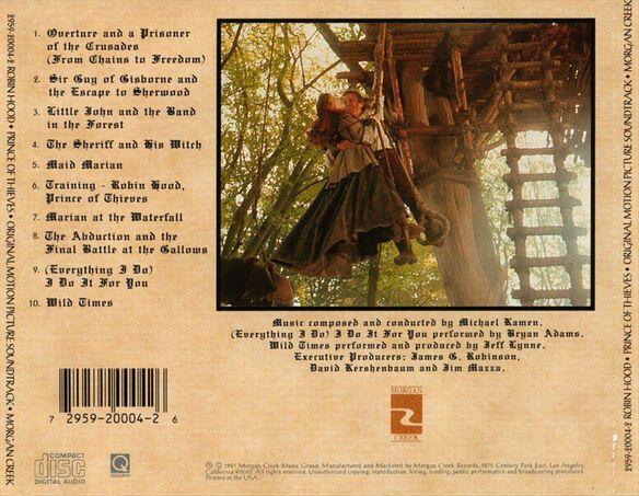 Robin Hood: Prince Of Thieves / O.S.T.
