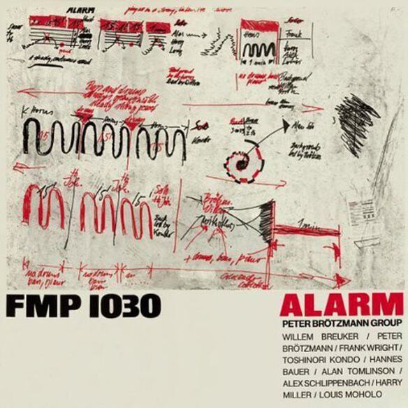 Peter Brotzmann - Alarm (1981)