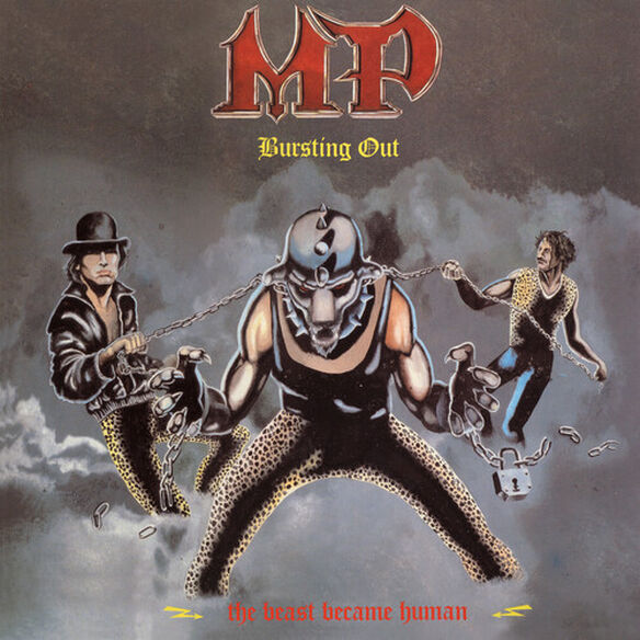 Mp - Bursting Out (the Beast Became Human)