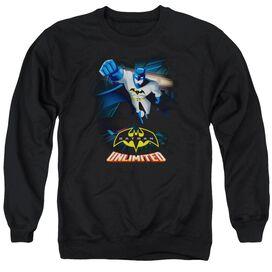 Batman Unlimited Descent Adult Crewneck Sweatshirt