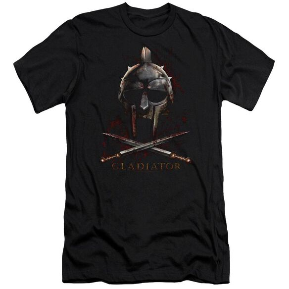 Gladiator Helmet Short Sleeve Adult T-Shirt