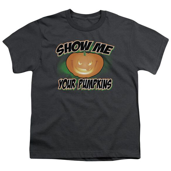 Show Me Short Sleeve Youth T-Shirt