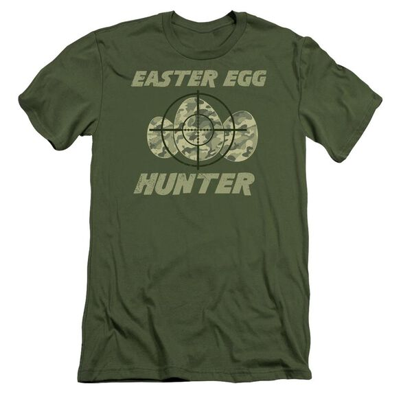 The Hunt Short Sleeve Adult Military T-Shirt