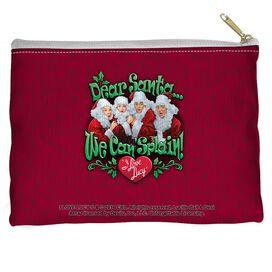 I Love Lucy Dear Santa Accessory