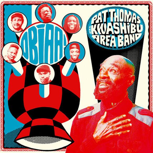 Pat Thomas & Kwashibu Area Band - Obiaa