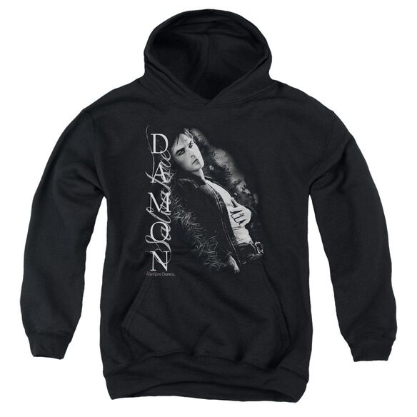 Vampire Diaries Besides Me Youth Pull Over Hoodie