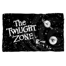 Twilight Zone Another Dimension Fleece Blanket