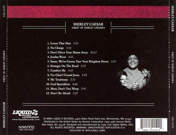 Best Of Shirley Caesar