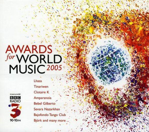Bbc Radio 3 Awards For World Music 2005 / Various