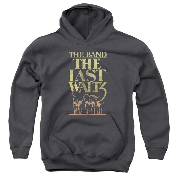 The Band The Last Waltz Youth Pull Over Hoodie