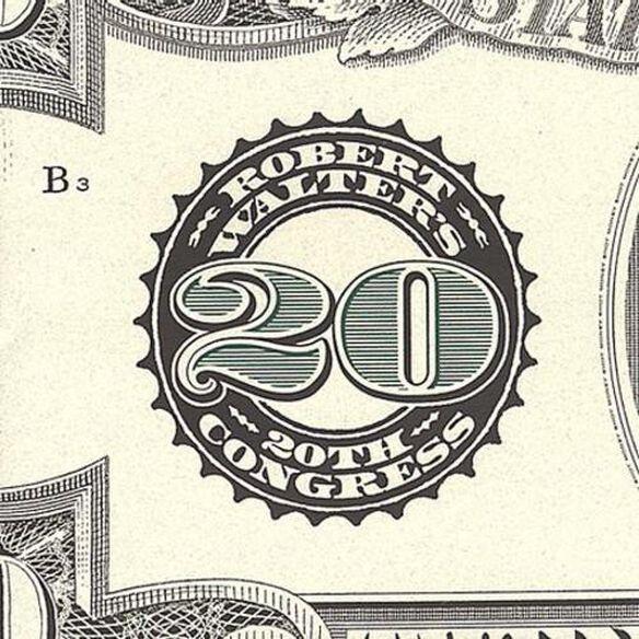 Robert Walter 20th Congress - Money Shot