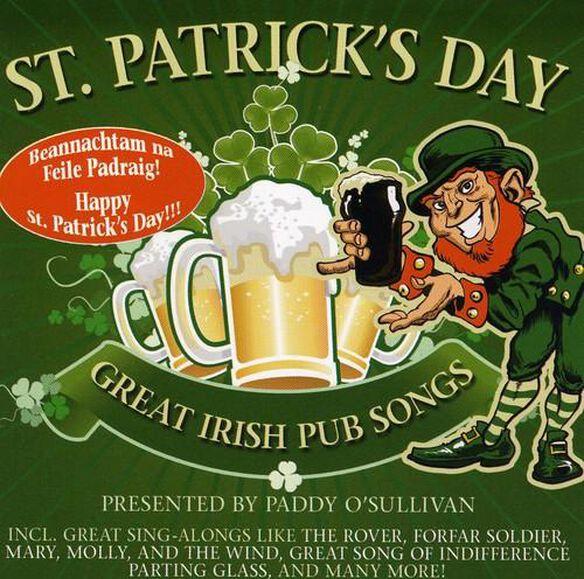 St. Patricks Day Great Irish Pub Songs