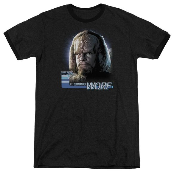 Star Trek Tng Worf Adult Heather Ringer