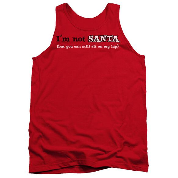 Im Not Santa Adult Tank