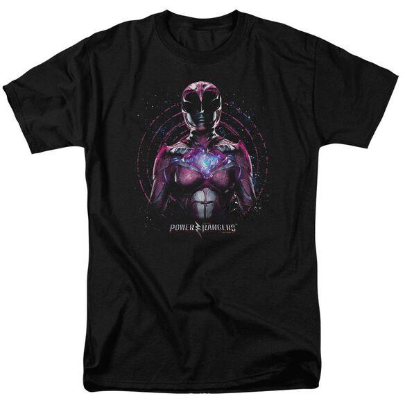 Power Rangers Pink Ranger Short Sleeve Adult T-Shirt