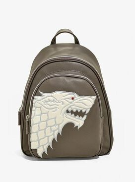 Game of Thrones House Stark Mini Backpack