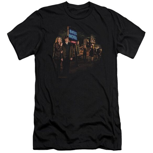 Bates Motel Cast Short Sleeve Adult T-Shirt