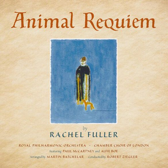 Rachel Fuller - Animal Requiem Home Memorial