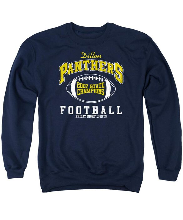 Friday Night Lights State Champs Adult Crew Sweat