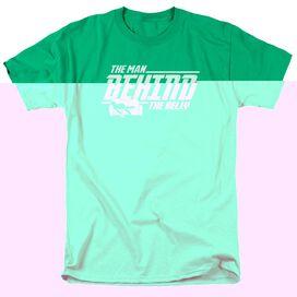 THE MAN- ADULT 18/1 - KELLY GREEN T-Shirt