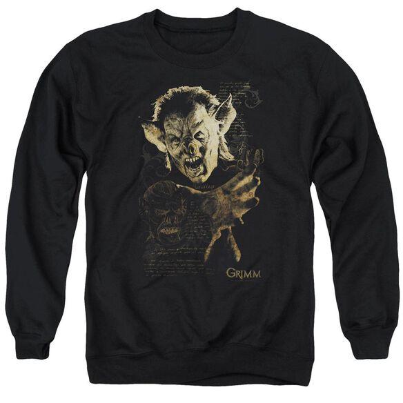 Grimm Murcielago Adult Crewneck Sweatshirt