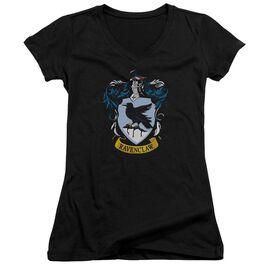 Harry Potter Ravenclaw Crest Junior V Neck T-Shirt