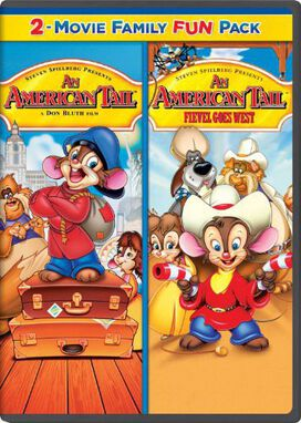 An American Tail / An American Tail: Fievel Goes West