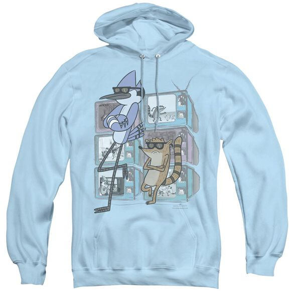 Regular Show TV Too Cool-adult Pull-over