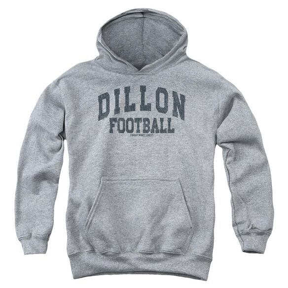 Friday Night Lights Dillion Arch Youth Pull Over Hoodie Athletic