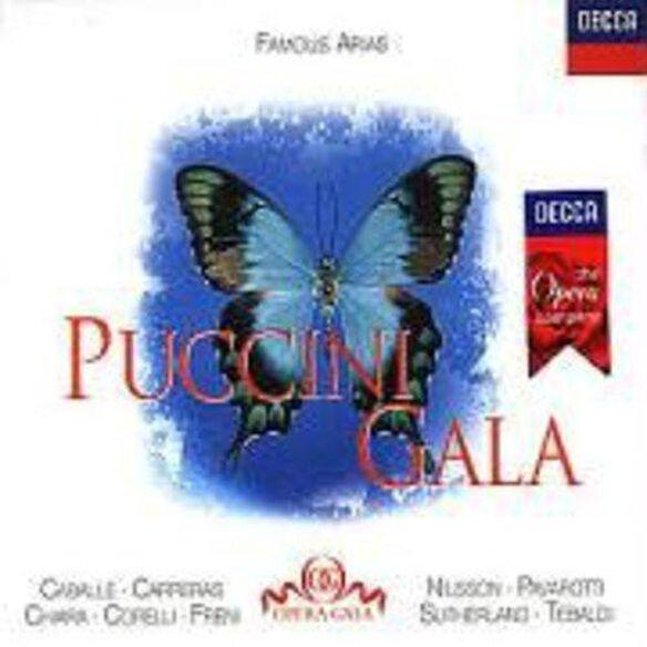 Various Artists - Puccini Gala / Various