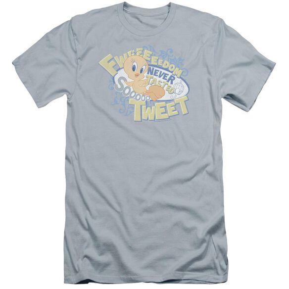 Looney Tunes Fweedom Hbo Short Sleeve Adult Light T-Shirt