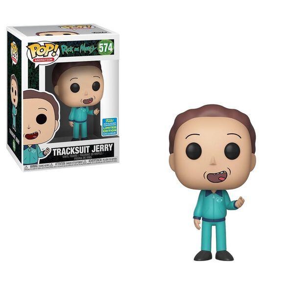Funko Pop!: Rick & Morty - Tracksuit Jerry [SDCC 2019]
