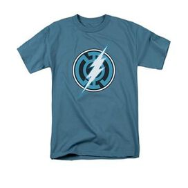 Green Lantern Blue Lantern Flash T-Shirt