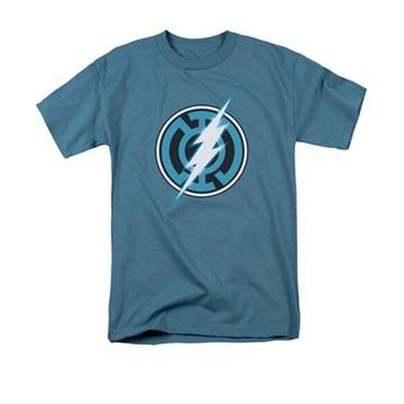Green Lantern Blue Lantern Flash T-Shirt