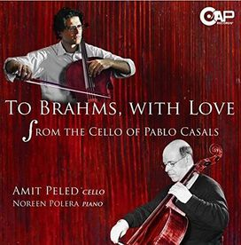 Amit Peled - To Brahms, with Love