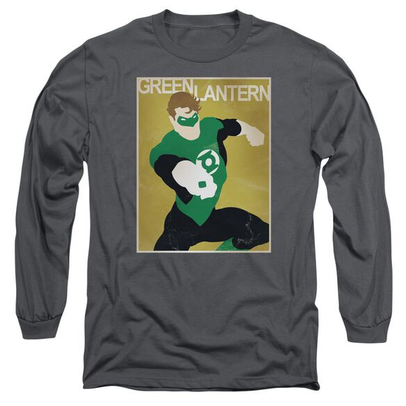 Dc Simple Gl Poster Long Sleeve Adult T-Shirt