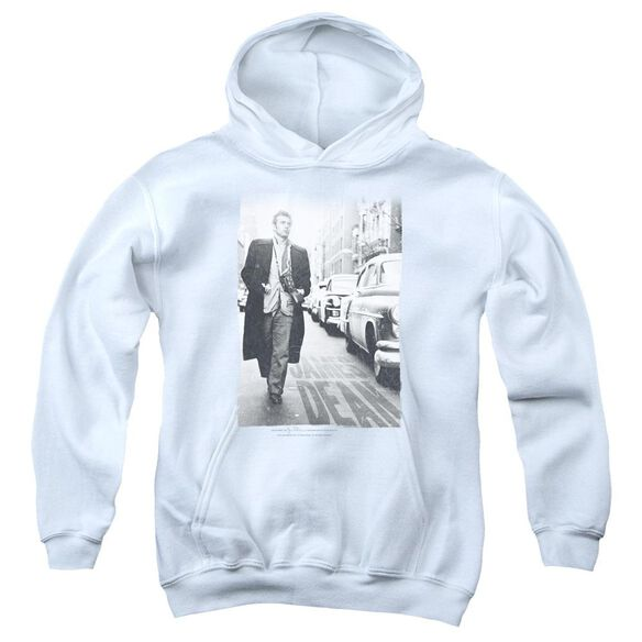 Dean On The Street Youth Pull Over Hoodie