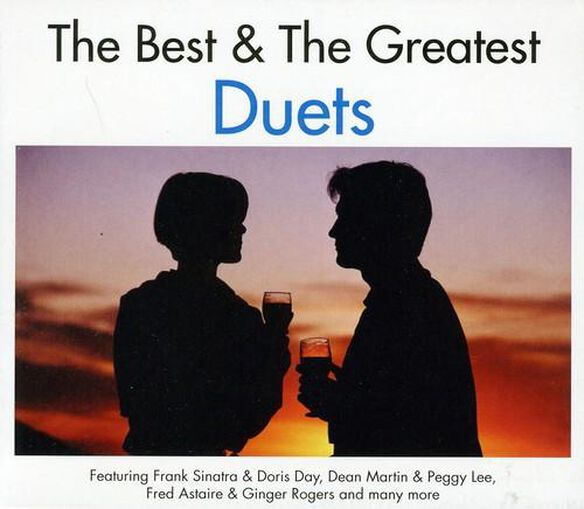 Best & The Greatest Duets (Aus)