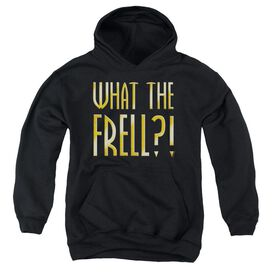 Farscape What The Frell Youth Pull Over Hoodie